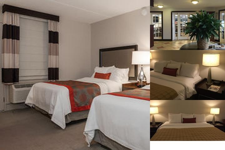 Ramada Inn Boston photo collage