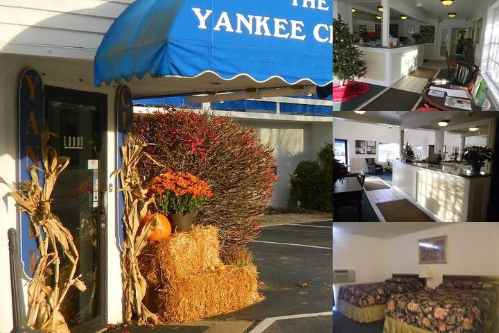The Yankee Clipper Inn photo collage