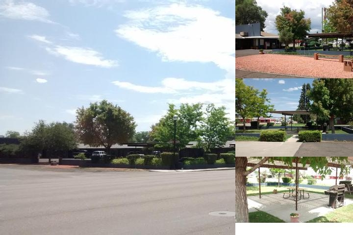 Adobe Sands Motel photo collage