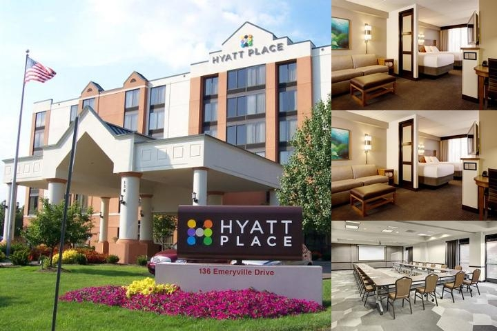 Hyatt Place Pittsburgh / Cranberry photo collage