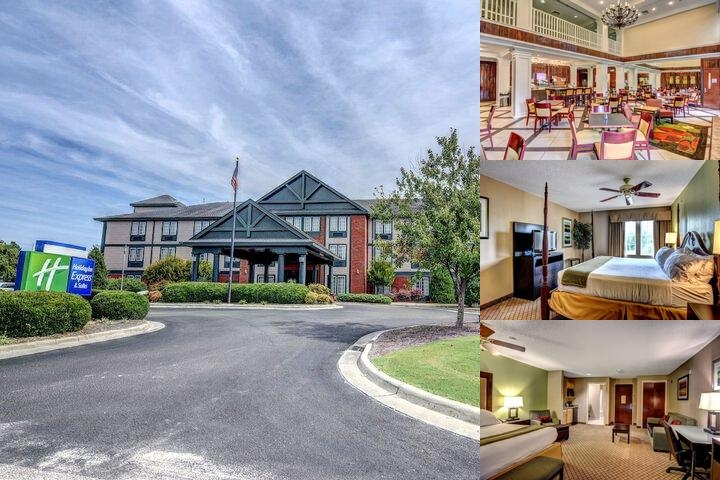 Holiday Inn Express Hotel & Suites Wallace Hwy 41 photo collage