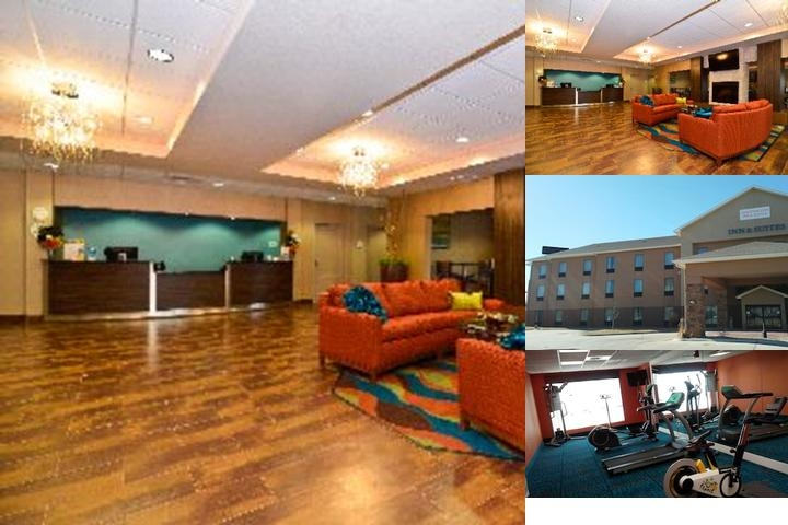 Junction City Inn & Suites photo collage