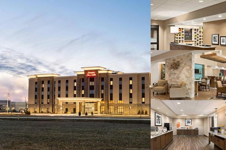 Hampton Inn & Suites Minooka photo collage