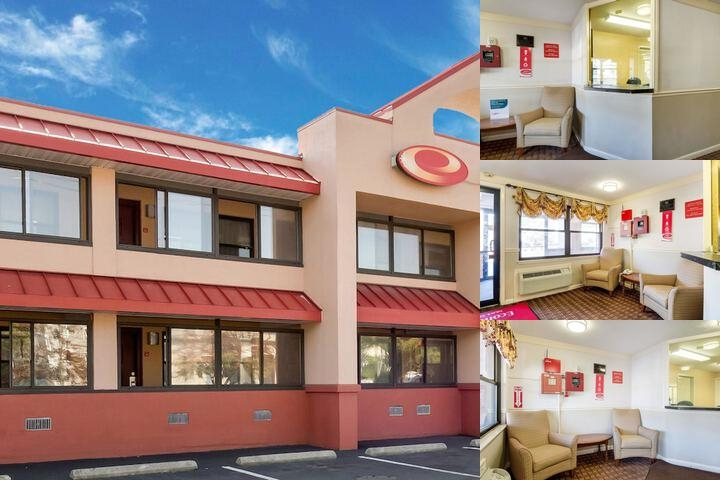 Econo Lodge Malden / Boston photo collage