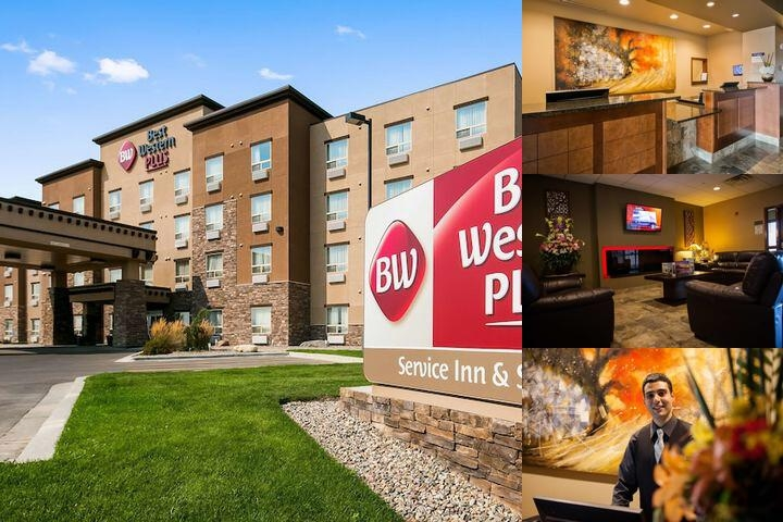 Best Western Plus Service Inn & Suites photo collage