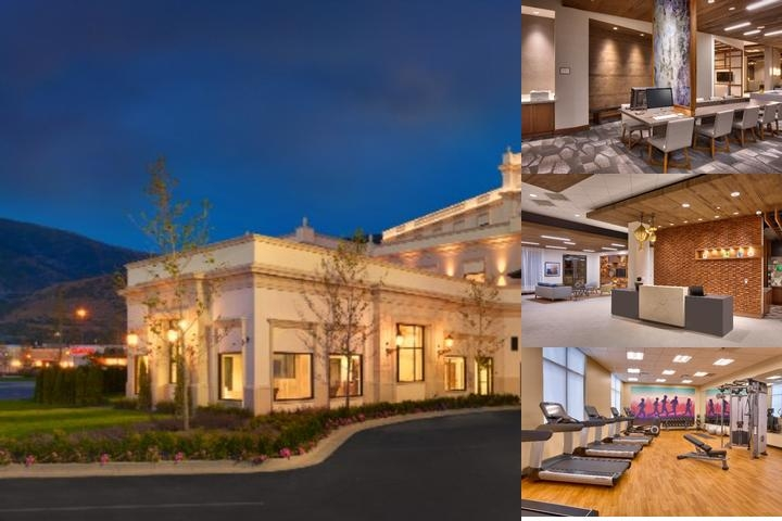 Hyatt Place Salt Lake City / Farmington / Station photo collage