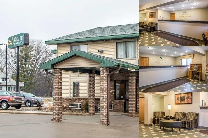 Quality Inn & Suites Marinette Wi photo collage