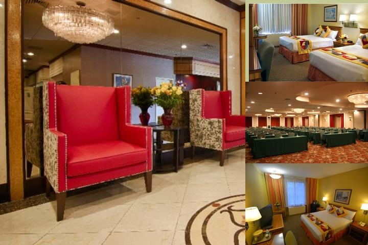 Adria Hotel & Conference Center photo collage