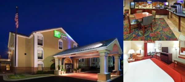 Holiday Inn Express & Suites North Little Rock photo collage