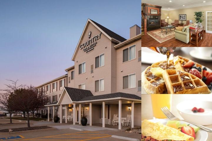 Country Inn & Suites by Carlson photo collage