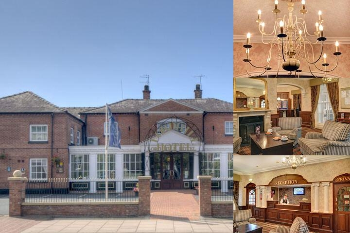 Lord Hill Hotel & Restaurant photo collage