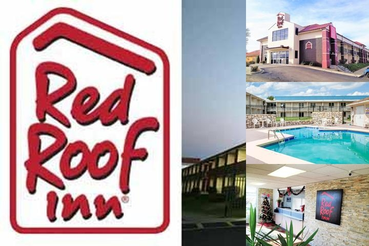 Red Roof Inn Kc Sports Complex Independence photo collage