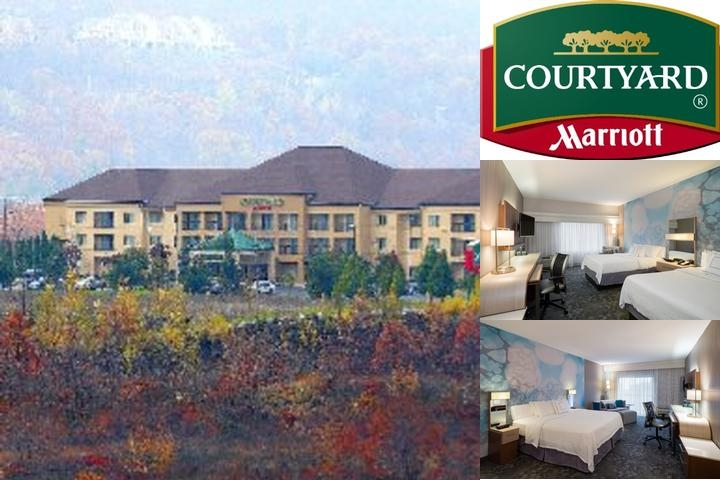 Courtyard by Marriott Scranton / Wilkes Barre photo collage