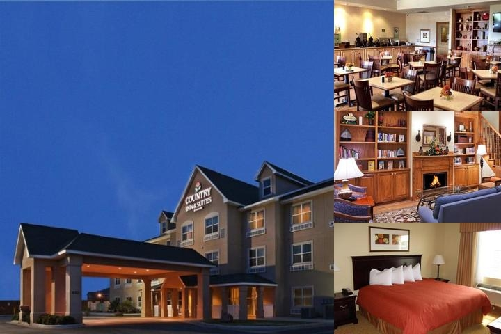 Country Inn & Suites by Carlson Midland Tx photo collage