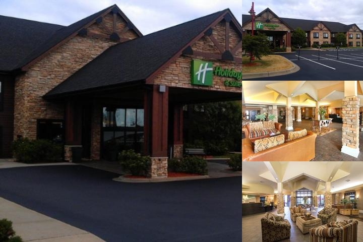 Holiday Inn St. Paul Lake Elmo photo collage