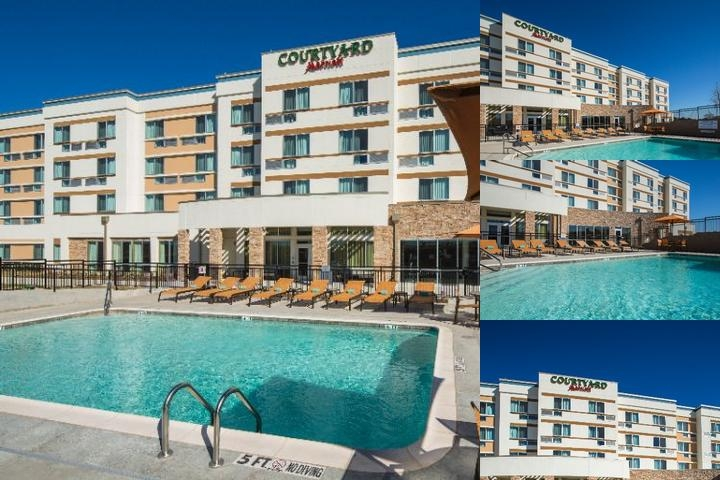 Courtyard Dallas at Midlothian Conference Center photo collage