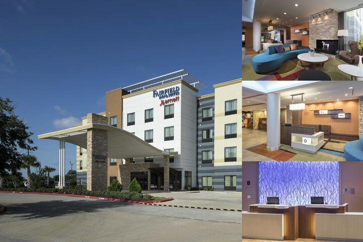 Fairfield Inn & Suites by Marriott Houston Pasaden photo collage