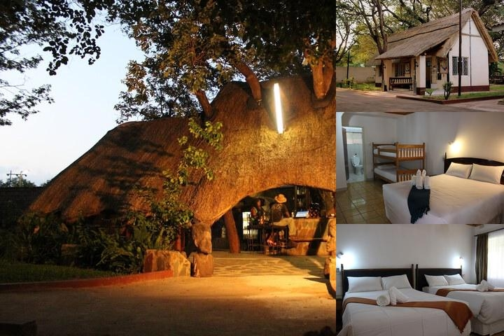 Pamusha Lodge photo collage