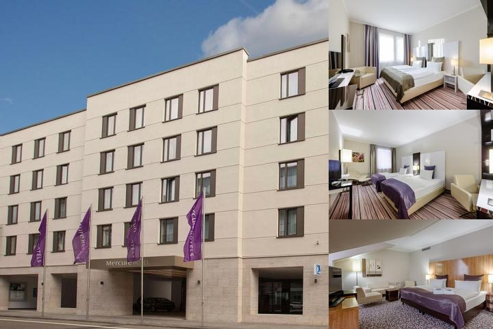 Mercure Hotel Wiesbaden City photo collage