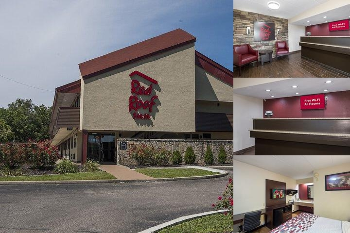 Red Roof Inn Cincinnati East Beechmont photo collage