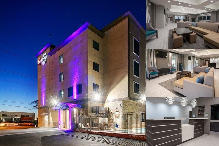 Best Western Plus Gardena Inn & Suites photo collage