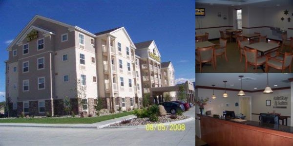 Mainstay Suites Casper photo collage