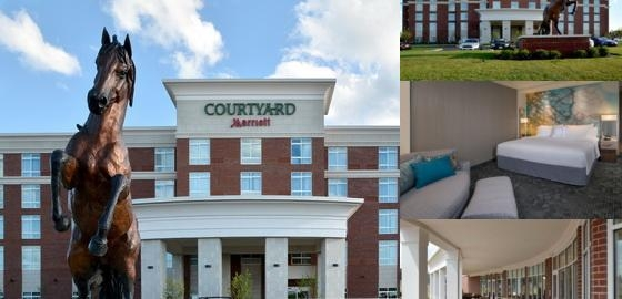 Courtyard Youngstown Canfield photo collage