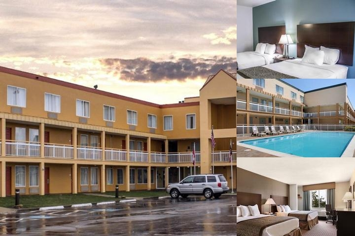 Quality Inn Akron / Fairlawn photo collage