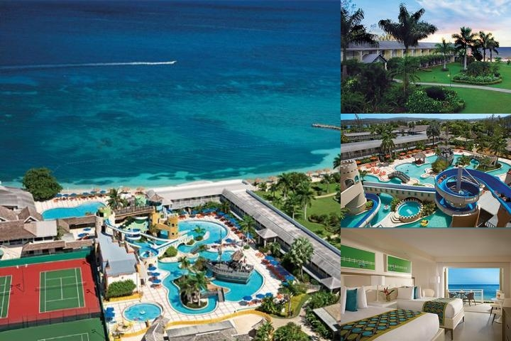 Sunscape Cove Montego Bay photo collage