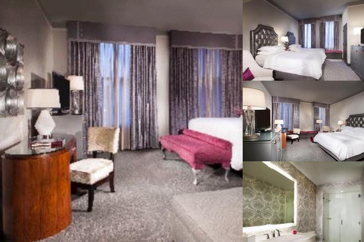 The Silversmith Hotel photo collage