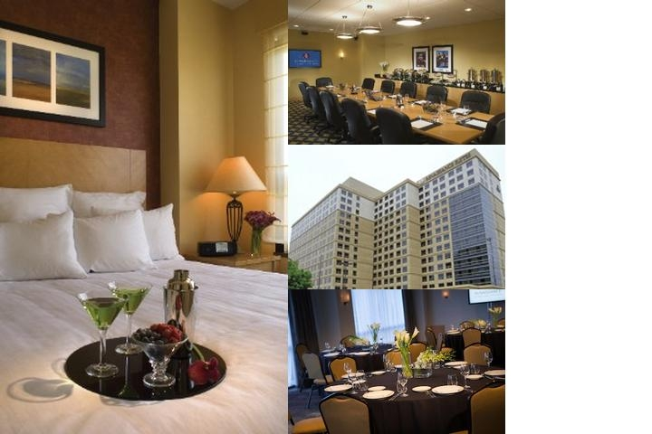 Renaissance Chicago O'hare Suites photo collage