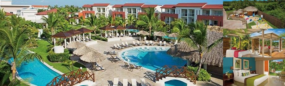 Now Garden Punta Cana All Inclusive photo collage