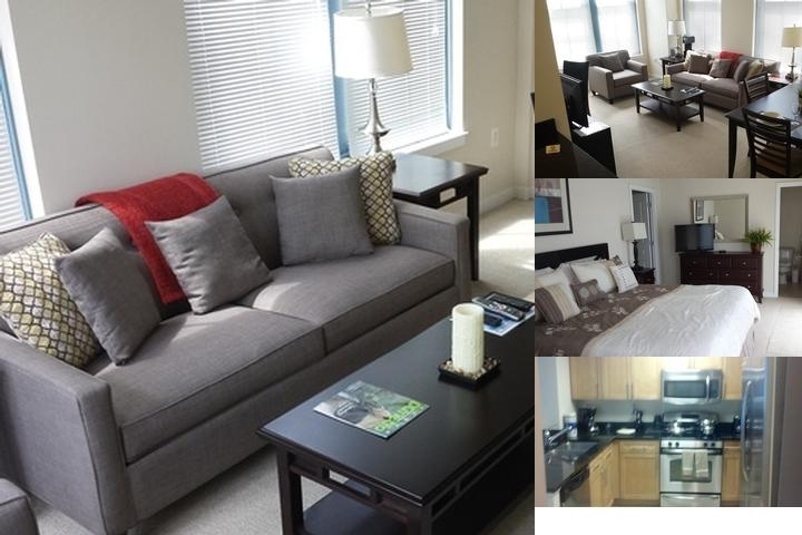 Madison Furnished Apartments Arlington Va photo collage