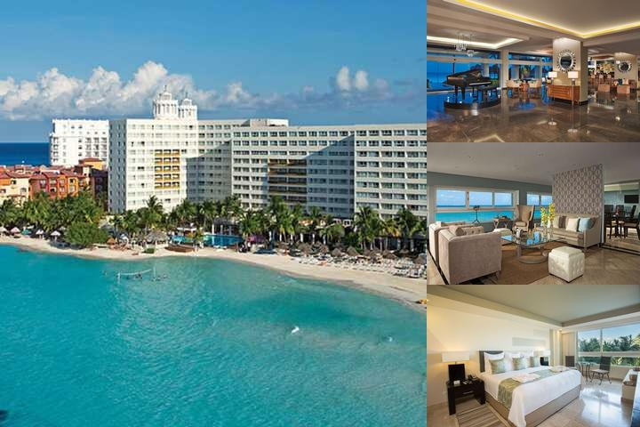Dreams Sands Cancun Resort & Spa All Inclusive photo collage