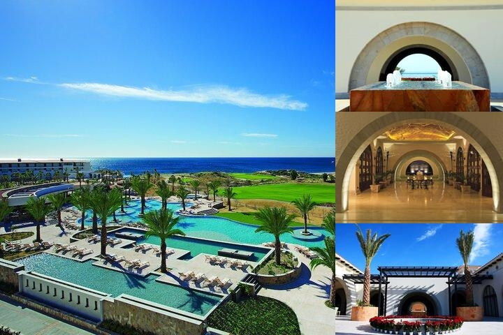 Secrets Puerto Los Cabos Golf & Spa Resort photo collage