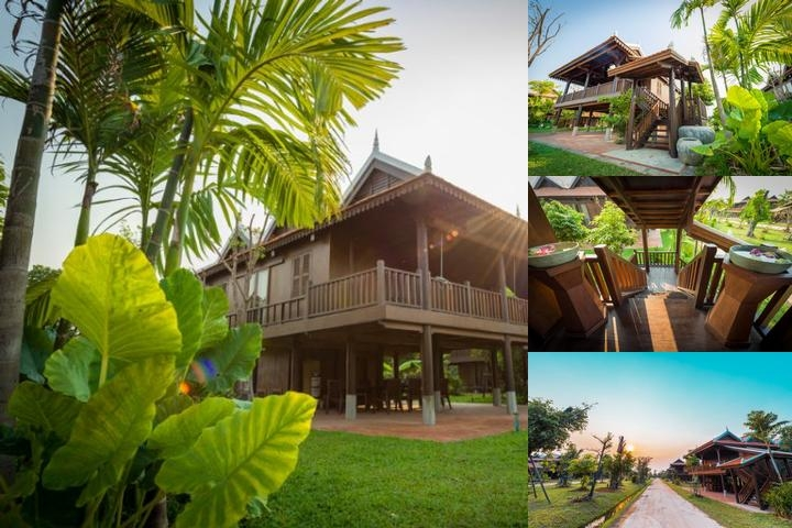 Phum Khmer Angkor Resort photo collage