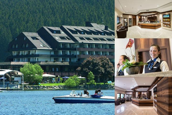 Maritim Titisee Hotel photo collage