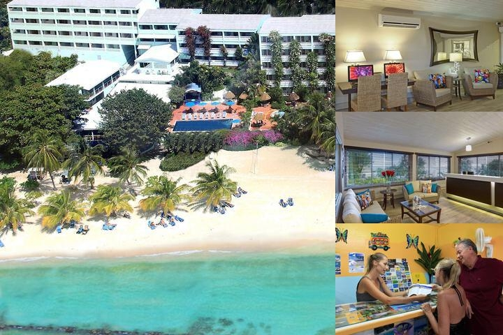 Coconut Court Beach Hotel photo collage
