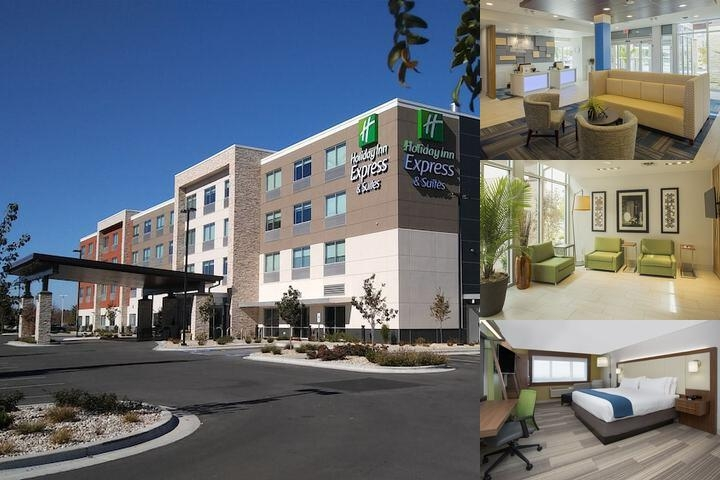 Holiday Inn Express & Suites Boise Airport photo collage