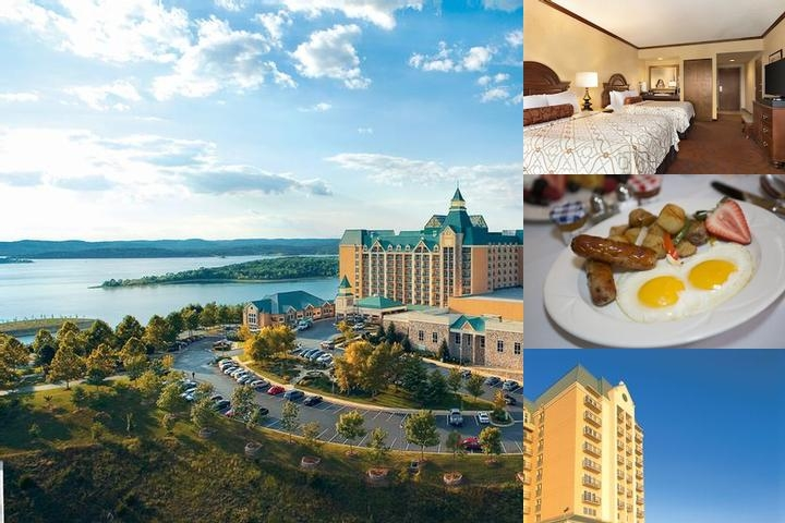 Chateau on the Lake Resort Spa & Convention Center photo collage