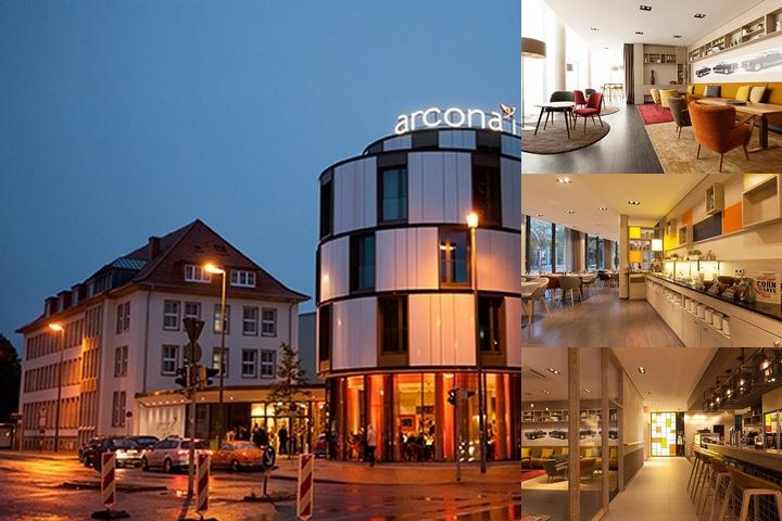 Arcona Living Osnabrück photo collage