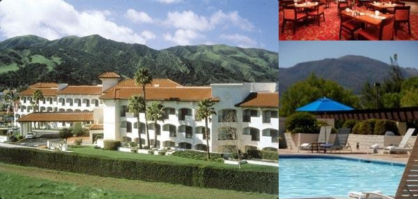 Santa Ynez Valley Marriott photo collage