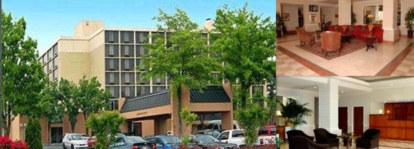 Ramada Plaza Atlanta Airport photo collage