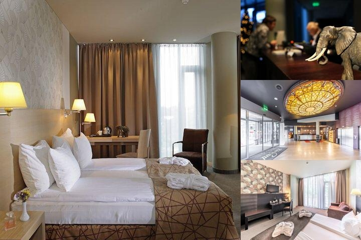 Rixwell Elefant Hotel photo collage