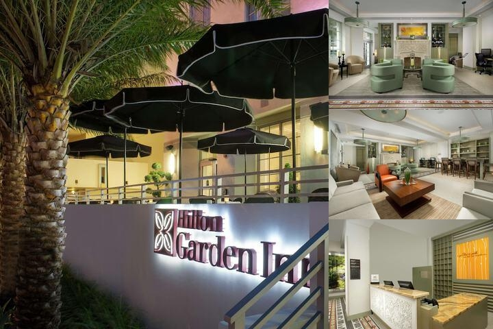 Hilton Garden Inn Miami South Beach Royal Polo photo collage