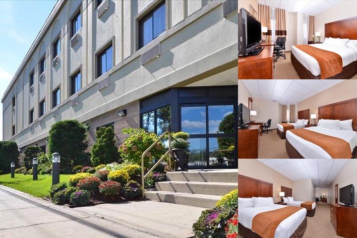 Comfort Inn Syosset photo collage