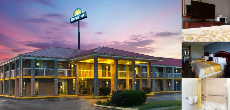 Days Inn of Richmond photo collage
