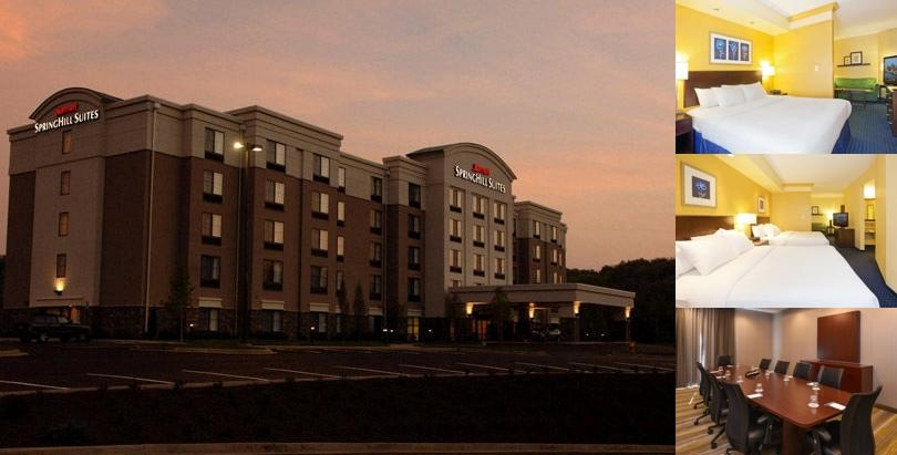 Springhill Suites Wheeling photo collage
