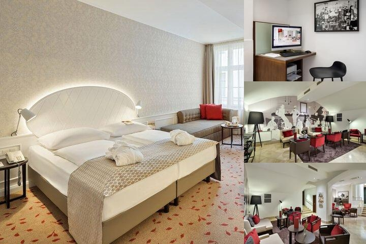 Austria Trend Hotel Rathauspark photo collage