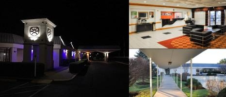 Motel 6 Quantico photo collage